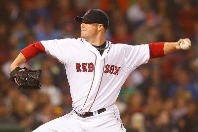 Boston, MA - June 27: Jon Lester