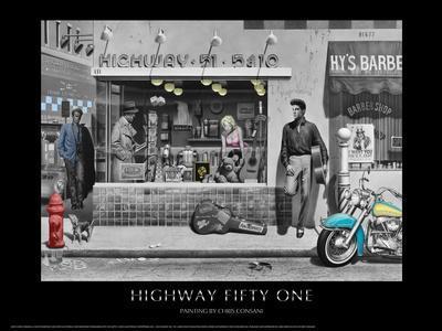 Highway 51 (Silver Series)