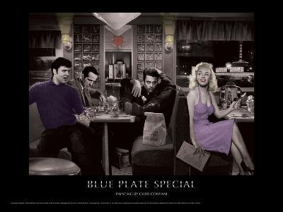 Blue Plate Special (Silver Series)