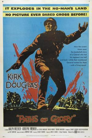Paths of Glory, 1957, Directed by Stanley Kubrick