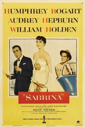 "Sabrina Fair, 1954, ""Sabrina"" Directed by Billy Wilder"