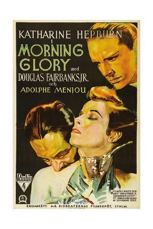 Morning Glory, 1933, Directed by Lowell Sherman
