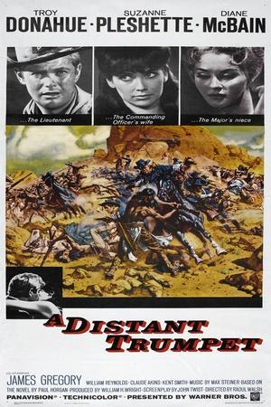 A Distant Trumpet, 1964, Directed by Raoul Walsh