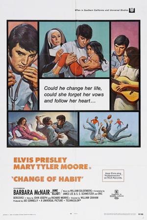 Change of Habit, 1969