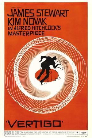 "Listen Darkling, 1958, ""Vertigo"" Directed by Alfred Hitchcock"