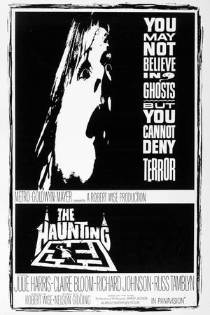 The Haunting, 1963, Directed by Robert Wise