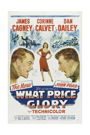 What Price Glory, 1952, Directed by John Ford