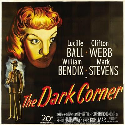 The Dark Corner, 1946, Directed by Henry Hathaway
