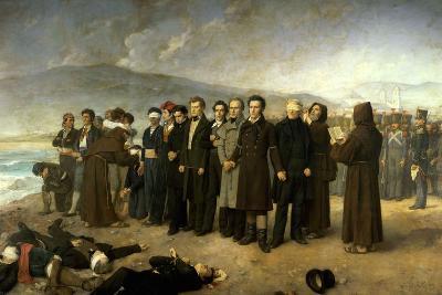 The Execution of General Torrigo, 1888