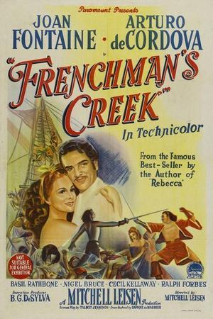 Frenchman's Creek, 1944, Directed by Mitchell Leisen