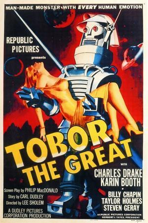 Tobor the Great, 1954, Directed by Lee Sholem