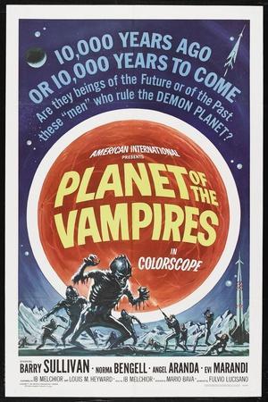 "Planet of the Vampires, 1965, ""Terrore Nello Spazio"" Directed by Mario Bava"