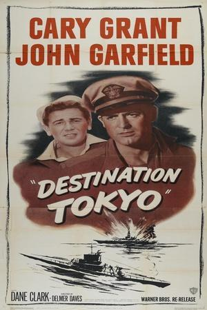 Destination Tokyo, 1943, Directed by Delmer Daves