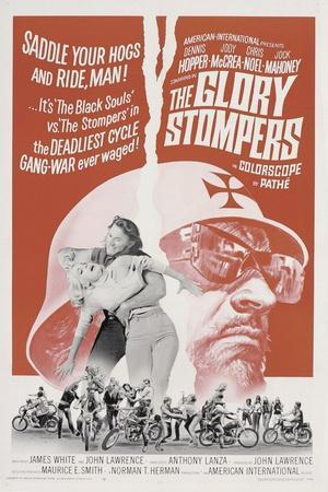 The Glory Stompers, 1968, Directed by Anthony M. Lanza