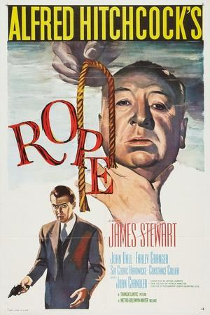 "Alfred Hitchcock's Rope, 1948, ""Rope"" Directed by Alfred Hitchcock"