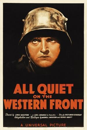 All Quiet On the Western Front, 1930, Directed by Lewis Milestone