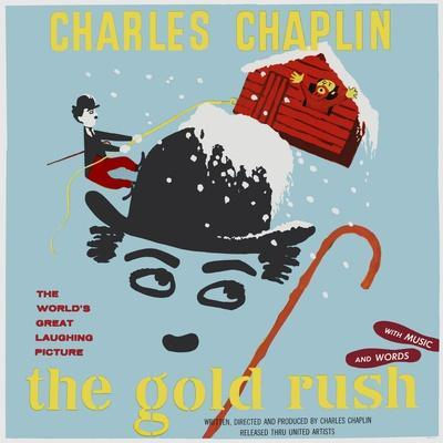 The Gold Rush, 1925, Directed by Charles Chaplin