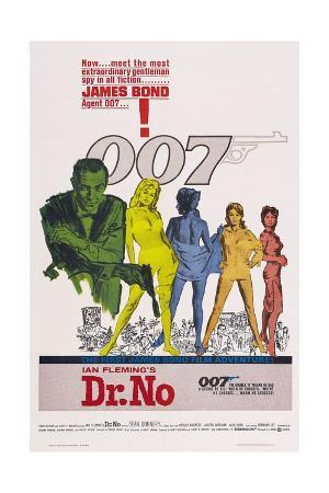"Doctor No, 1962, ""Dr. No"" Directed by Terence Young"