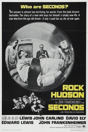 Seconds, 1966, Directed by John Frankenheimer