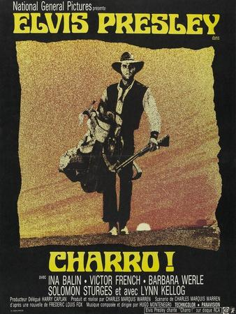 "Come Sundown, Come Hell, 1969, ""Charro"" Directed by Charles Marquis Warren"