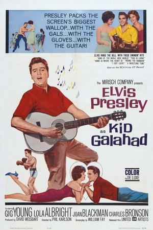 Kid Galahad, 1962, Directed by Phil Karlson