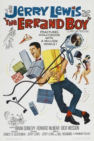 The Errand Boy, 1961, Directed by Jerry Lewis