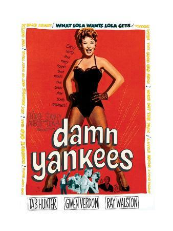 "What Lola Wants, 1958, ""Damn Yankees!"" Directed by Stanley Donen, George Abbott"