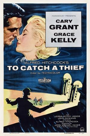 "Alfred Hitchcock's To Catch a Thief, 1955, ""To Catch a Thief"" Directed by Alfred Hitchcock"