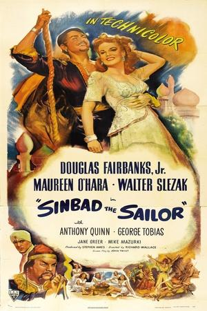 Sinbad the Sailor, 1947, Directed by Richard Wallace