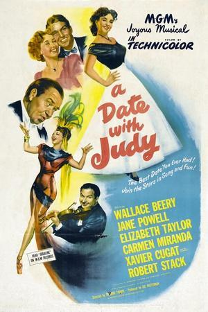 A Date With Judy, 1948, Directed by Richard Thorpe