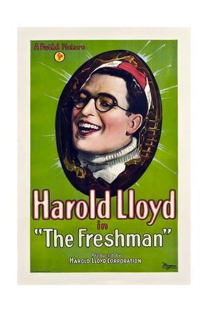 """College Days, 1925, """"The Freshman"""" Directed by Fred Newmeyer"""