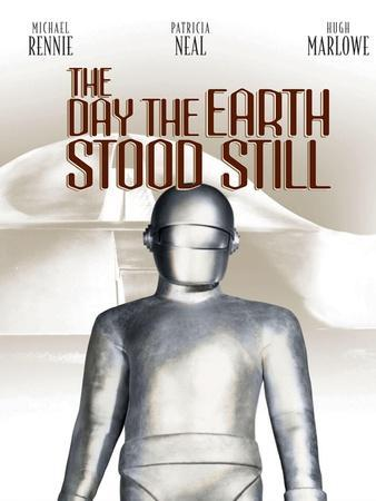 The Day the Earth Stood Still, 1951, Directed by Robert Wise