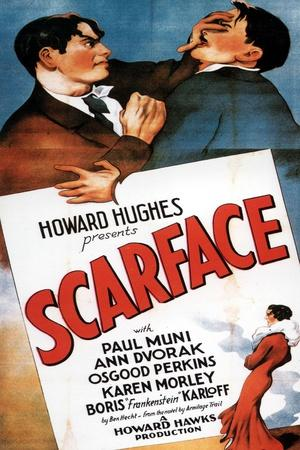 Scarface, 1932, Directed by Howard Hawks