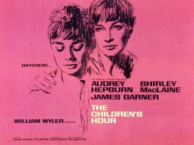 """Infamous!, 1961, """"The Children's Hour"""" Directed by William Wyler"""