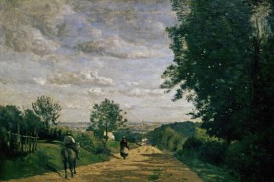 The Road To Sevres, 1858-1859