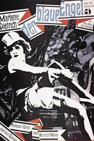 """The Blue Angel, 1930 """"Der Blaue Engel"""" Directed by Josef Von Sternberg"""