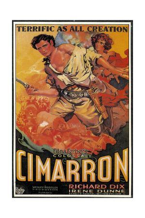 Cimarron, 1931, Directed by Wesley Ruggles