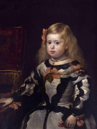 Infanta Margaret of Austria, Philip Iv's Daughter