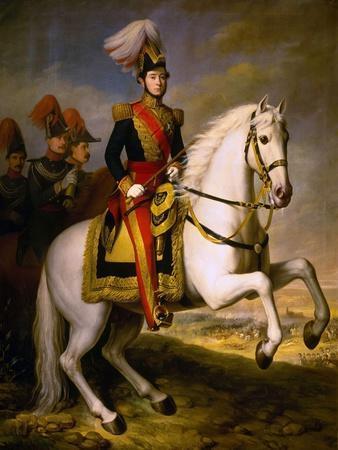 General Prim, 19th Century, Spanish School