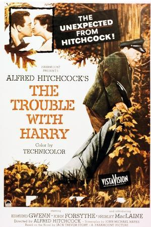 The Trouble With Harry, 1955, Directed by Alfred Hitchcock