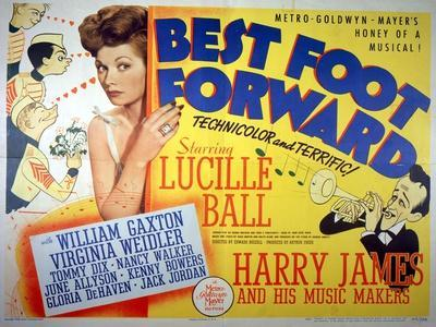 Best Foot Forward, 1943, Directed by Edward Buzzell