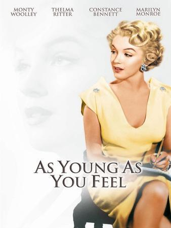 """Will You Love Me In December?, 1951, """"As Young As You Feel"""" Directed by Harmon Jones"""