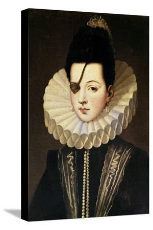 Ana De Mendoza, Princess of Eboli, 16th Century, Spanish Renaissance