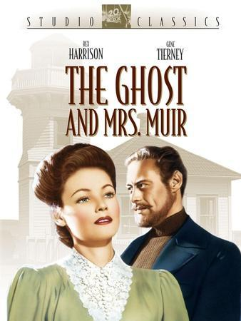 The Ghost And Mrs. Muir, 1947, Directed by Joseph L. Mankiewicz