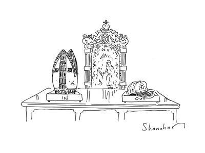 Pope's retirement - Cartoon