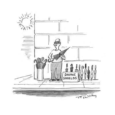 Drone Shields - Cartoon