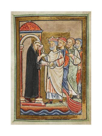 Miniature Of Ecgfrith