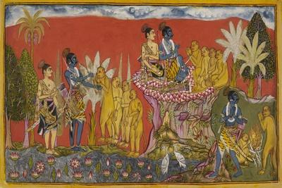 Ramayana, Kishkindha Kanda