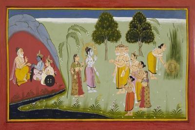 Ramayana, Bala Kanda