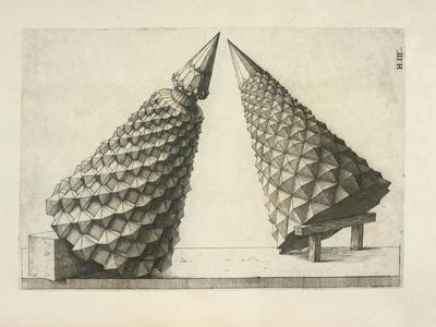 Illustration Of Sculpture